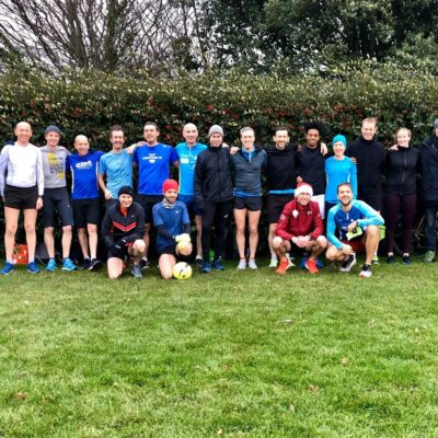 JK Harriers Christmas 2019