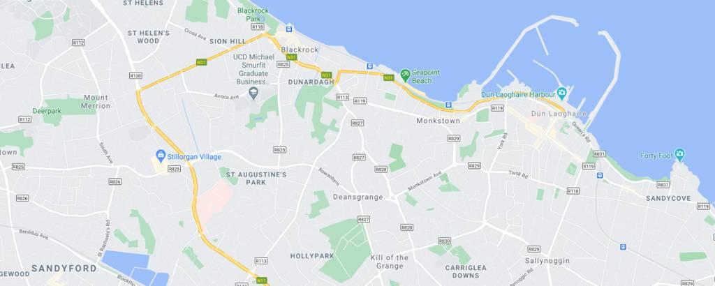 Blackrock Athletic Club Dublin Locality