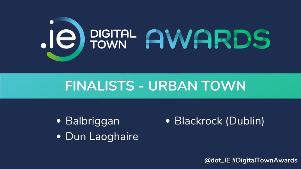 Blackrock A.C. Dublin - Finalists - Urban Town