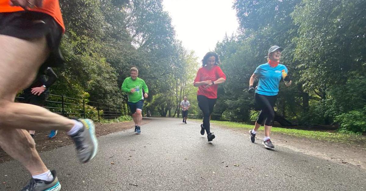 How to run properly Blackrock A.C. Dublin