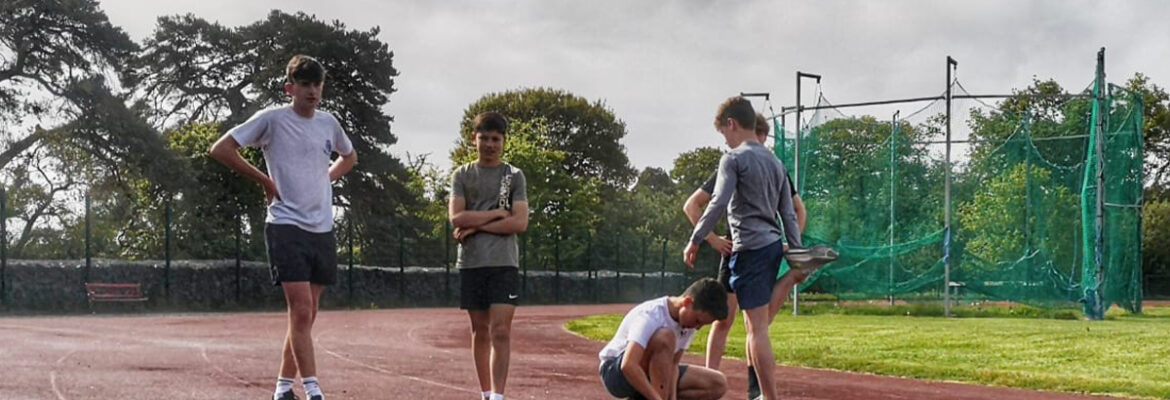Dublin Junior and Juvenile Track and Field Championships 2021