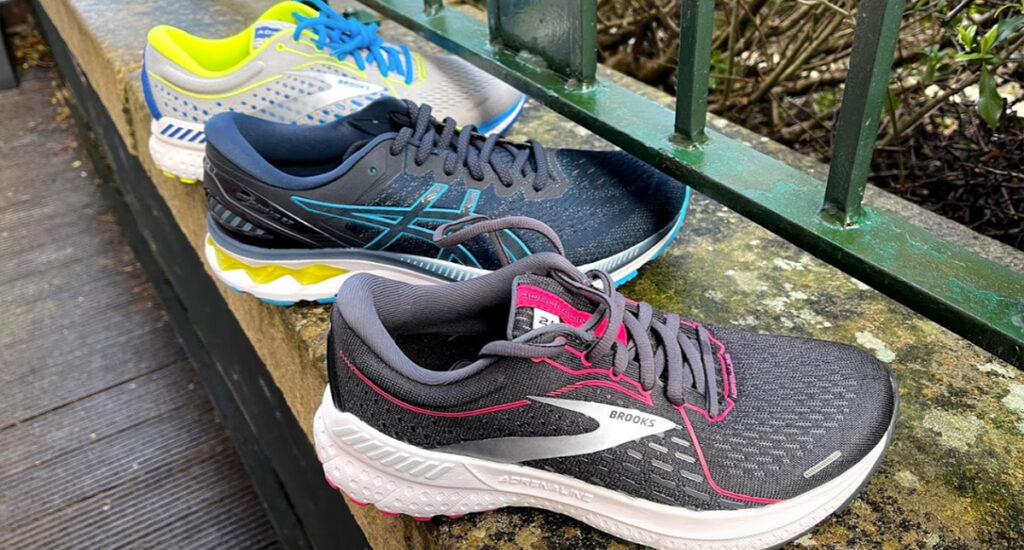Expensive Running Shoes Blackrock A.C.