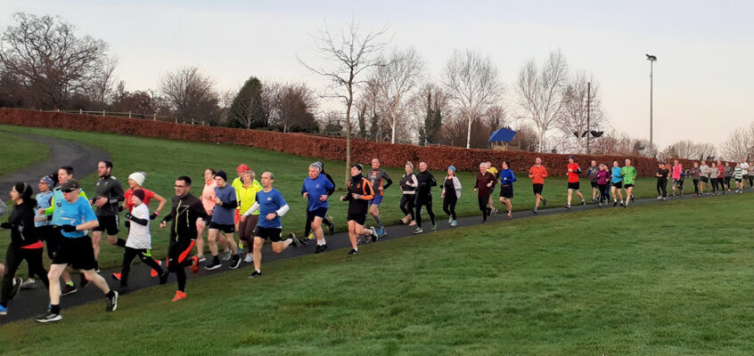 How to Improve Your 5k Time Blackrock A.C