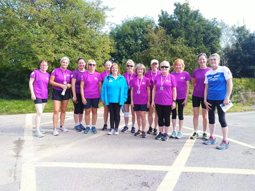 Blackrock A.C. Women's Mini Marathon 2021